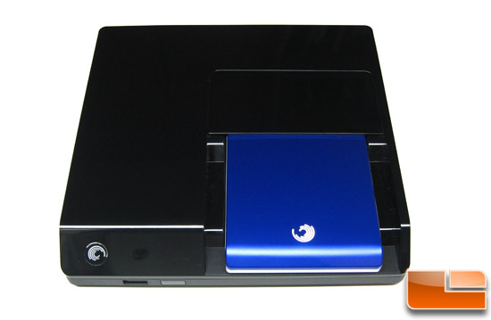 Seagate FreeAgent Theater+ Go