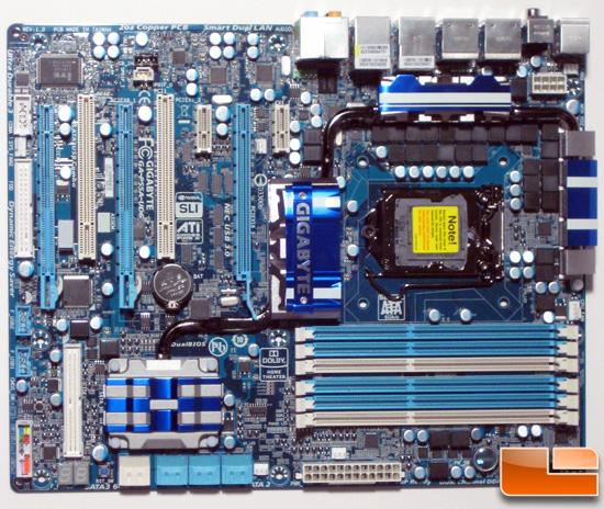 Gigabyte GA-P67A-UD7 Intel Motherboard