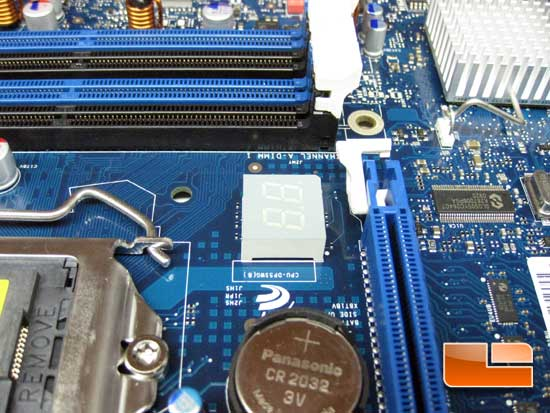 Intel DP55WG Motherboard