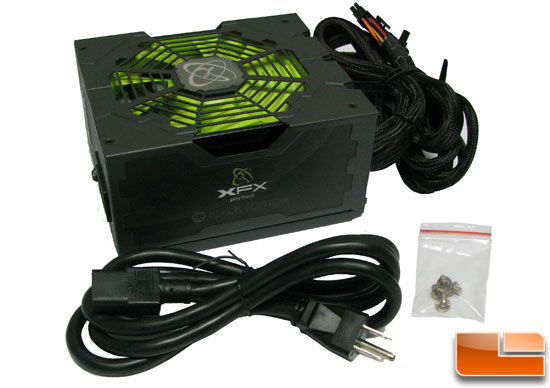 XFX 850w Black Editon power supply