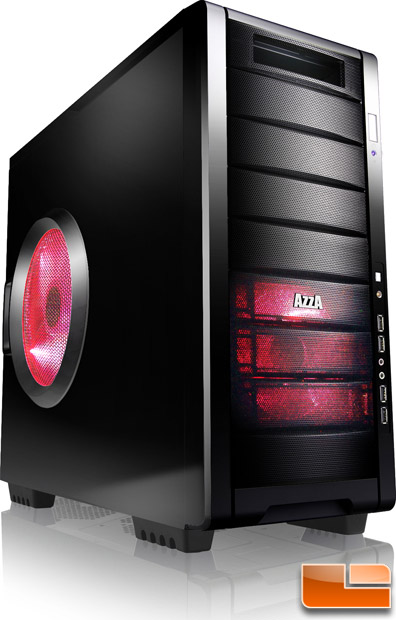 AZZA Helios 910R ATX Mid Tower Case Review
