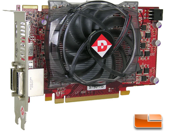 Diamond Radeon HD5750