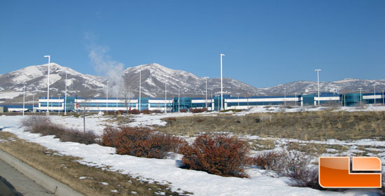 Intel Corporation Salt Lake City