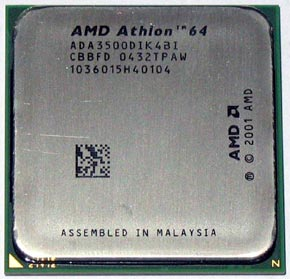 AMD's 90nm Winchester CPU