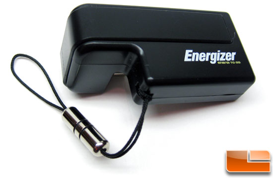 Energizer EnergiStick for BlackBerry Palm HTC Smart Phones