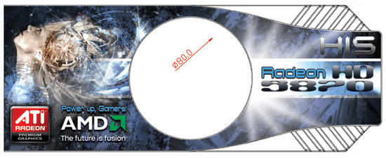 Dec 2009 Contest - Design Your Own HIS 5870 Video Card Art