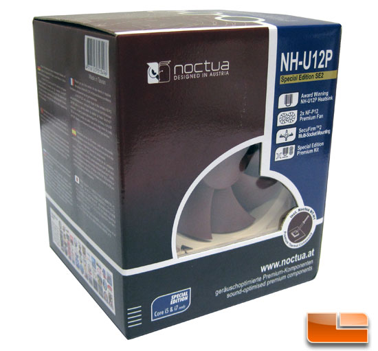 Noctua NH-U12P SE2 box