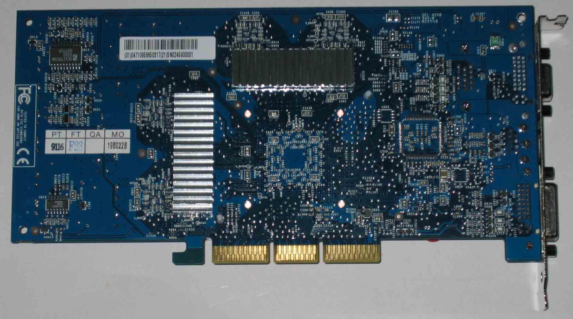 Albatron Ti4200P Turbo