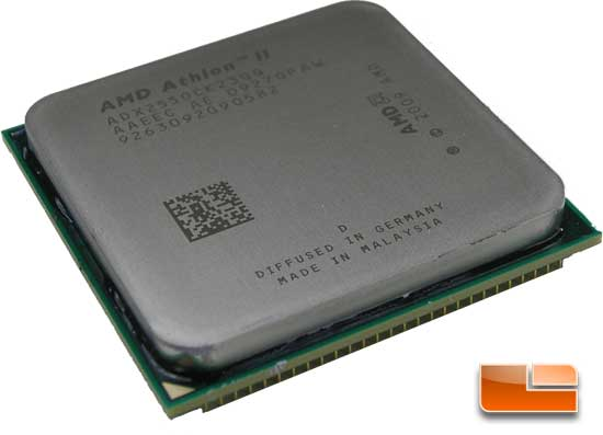 AMD Athlon II X2 255 processor