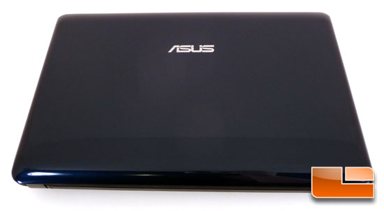 ASUS UL80V Closed Front