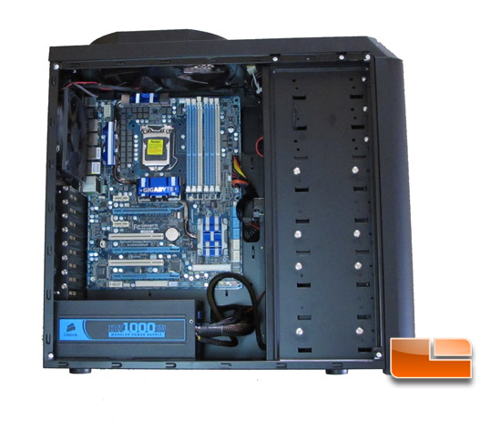 Antec 902 with Gigabyte adn Ajp