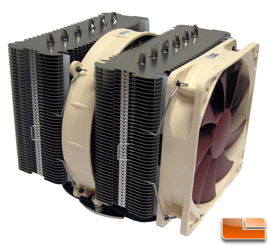Noctua NH-D14  HSF Review – The Best CPU Cooler Ever?