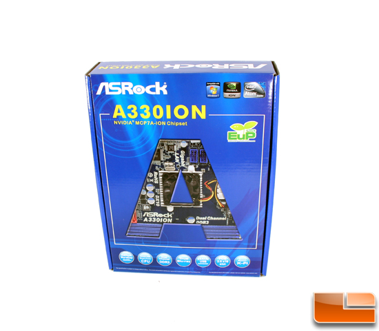 ASRock A330ION Box