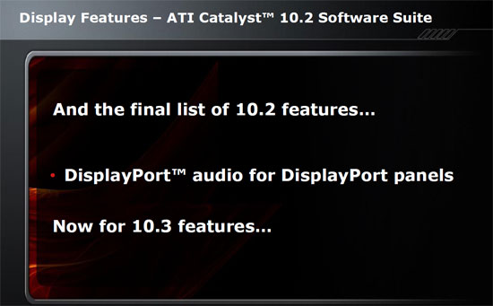 Catalyst Control Center 10.2 Displayport Audio