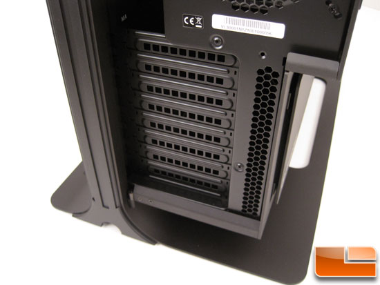 Thermaltake Level 10 expansion slots