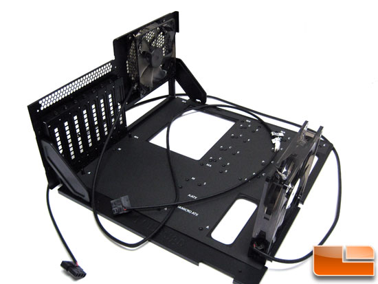 Thermaltake Level 10  motherboard tray