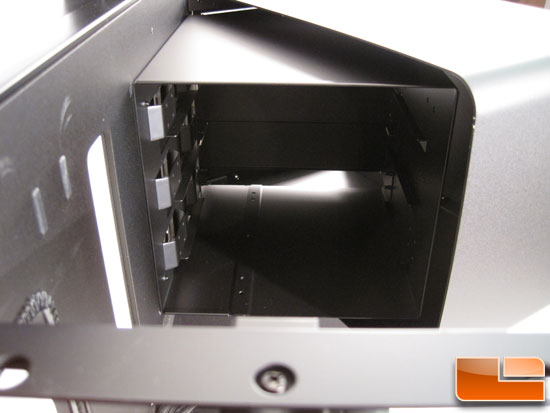 Thermaltake Level 10 5.25 drive bay cover