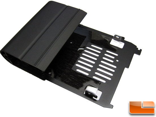 Thermaltake Level 10 hard drive tray