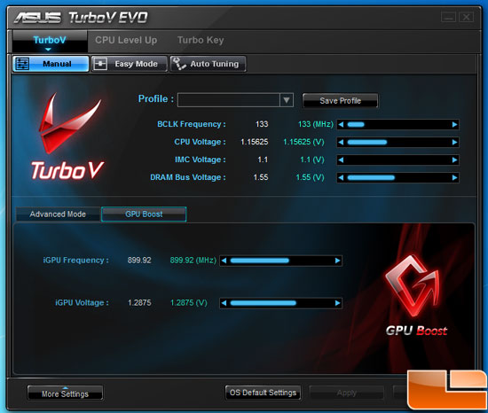 ASUS P7H57D-V EVO Specifications