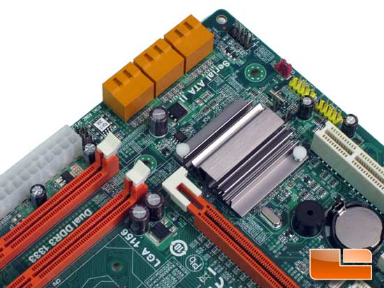 ECS H55H-M Motherboard Review
