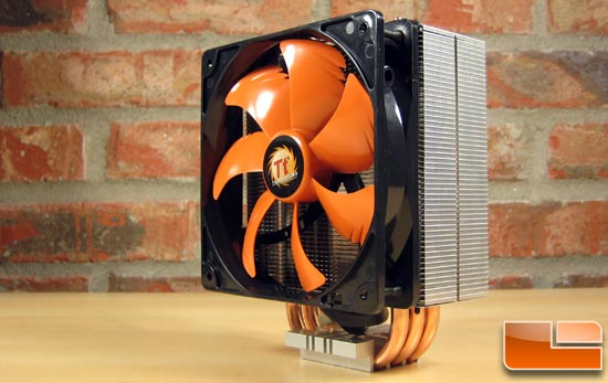 Thermaltake Contac 29 Direct Touch CPU Cooler Review