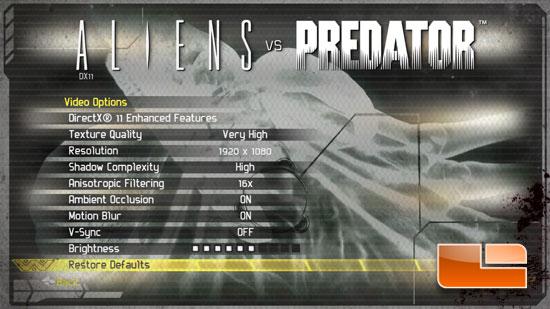 Aliens vs. Predator DirectX 11 Test y Analisis Avp_max_settings