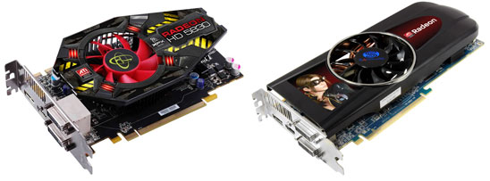 ATI Radeon HD 5830 DX11 Video Card