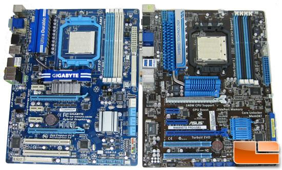 Gigabyte 890GPA-UD3H 890GX Motherboard