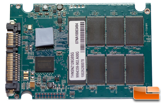 Kingston 128GB V Series guts