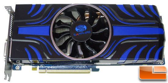 Sapphire Radeon HD 5850 1GB Toxic Video Card