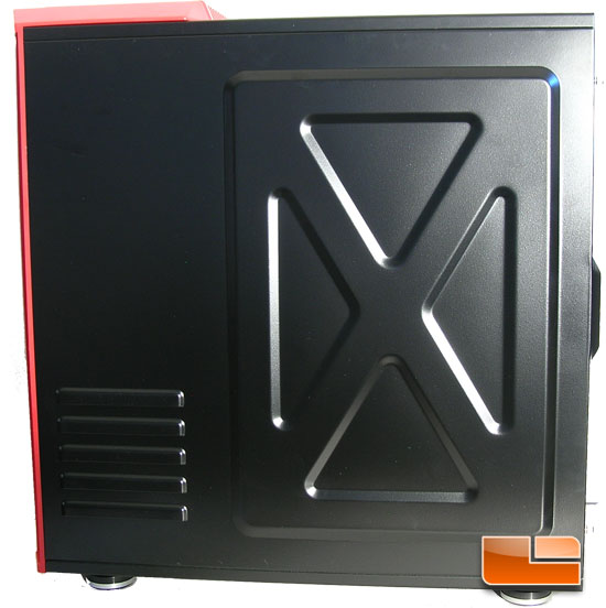 Cooler Master HAF932 AMD Edition Case Side Panel