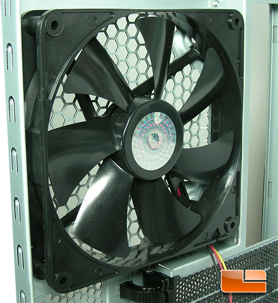 Cooler Master HAF 932 AMD Edition case fan
