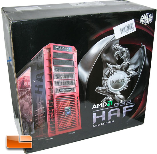 Cooler Master HAF 932 AMD Edition case review