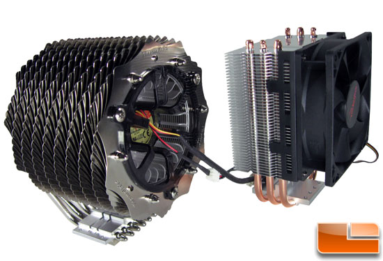 CPU Cooler Comparison