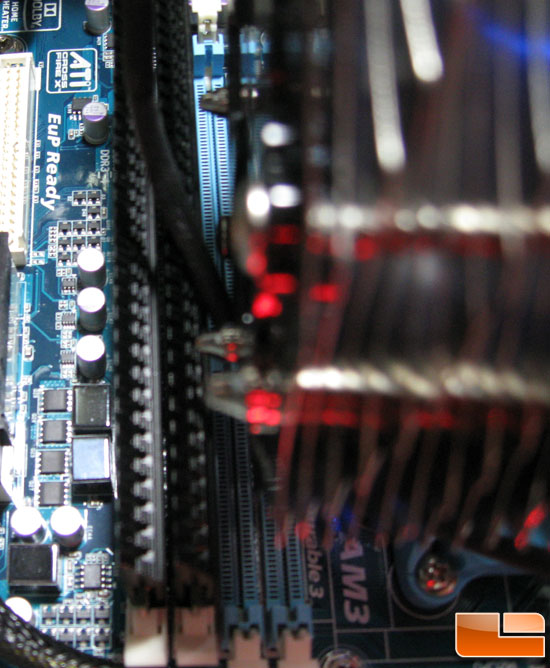 AM3 RAM Slot Placement