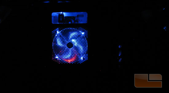 Thermaltake Element V Blue Lights