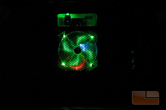 Thermaltake Element V Green Lights