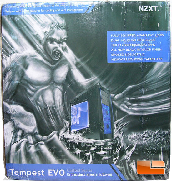 NZXT Tempest EVO Case Review