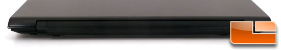ASUS UL50Vf Back Side