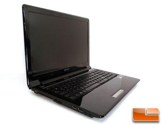 ASUS UL50Vf Open