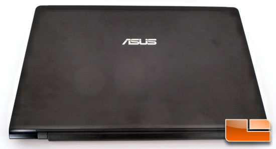 ASUS UL50Vf Top