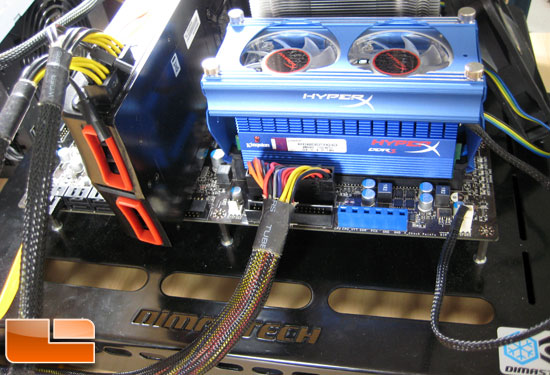 Kingston HyperX Test System
