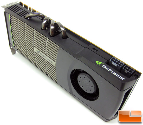 NVIDIA GeForce GTX 480 Video 