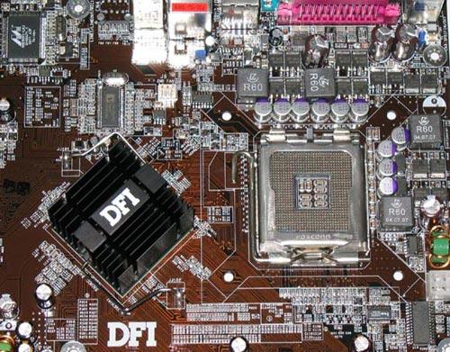 CPU/NB