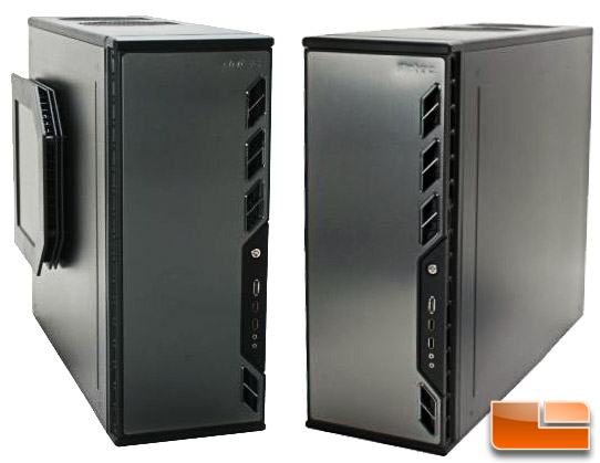Antec P193 Mid Tower ATX Case Review