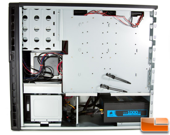 Antec P193 open right side