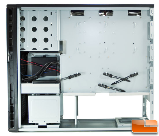 Antec P193 right interior