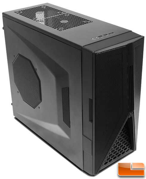 NZXT Hades Black PC Gaming Case Review