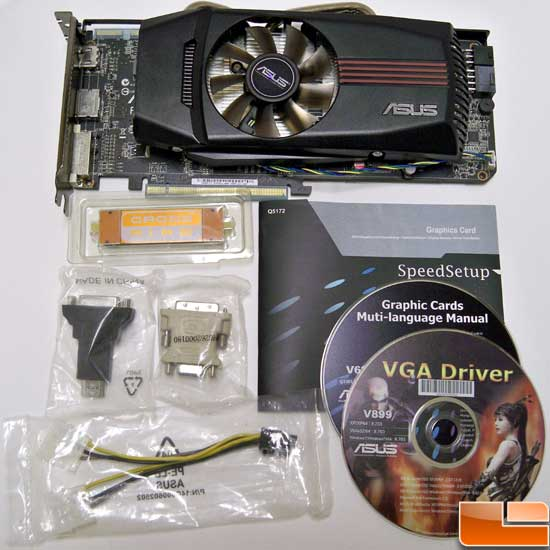 ASUS EAH5850 TOP Bundle