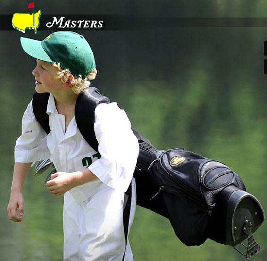 Watching The 2010 Masters Tournament in 3D with NVIDIA 3D Vision